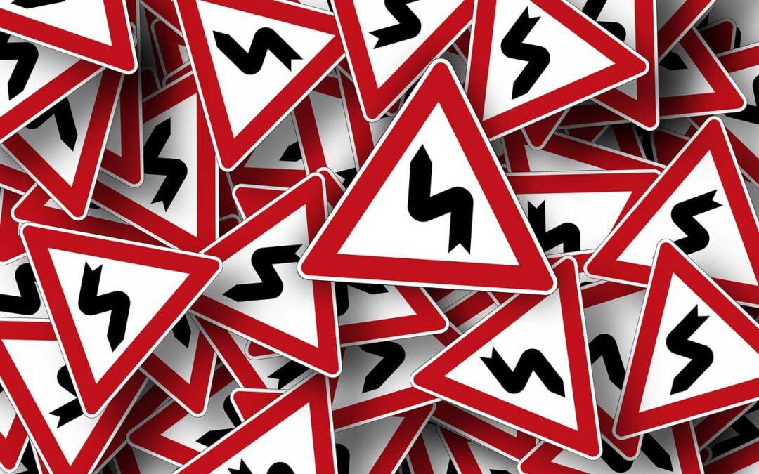 Znaki drogowe – można kupić je także on-line!