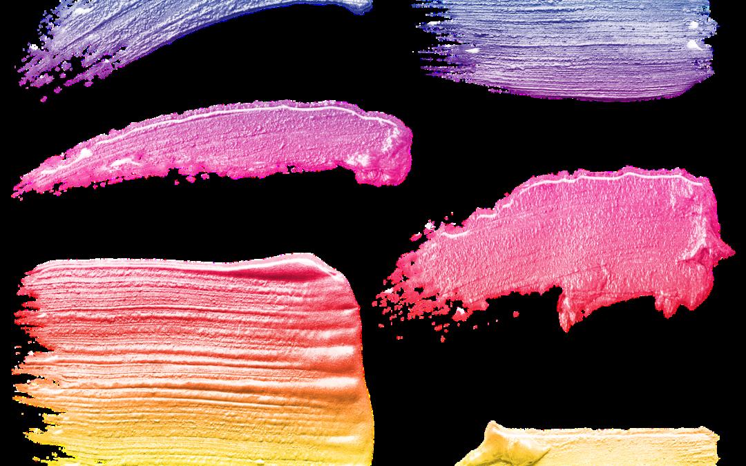 Kosmetyki kolorowe: korekcja kolorem